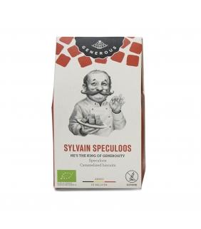 Galletas Mini Sylvain Speculoos 28gr. Generous. 16un. Delicat Gourmet