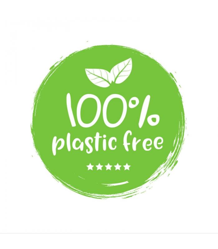 100% Plastic free. Delicat Gourmet
