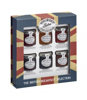 British Breakfast Selection 252gr. Tiptree. Delicat Gourmet