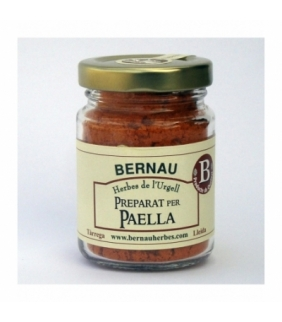 Preparado para Paella 30gr. Bernau Herbes de l'Urgell. 12uds. DelicatGourmet