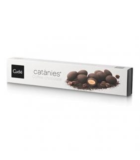 Catanias Chocolate Café (38 Catanias) 250gr. Cudié. 10uds. DelicatGourmet