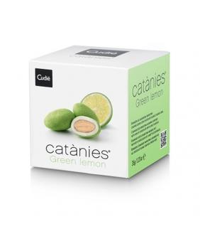Catanias Green Lemon (5 Catanias) 35gr. Cudié. 36uds