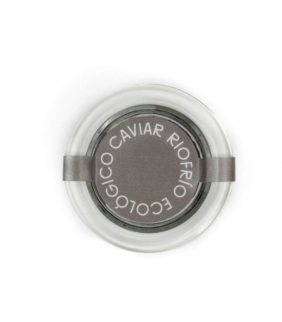 Caviar de Riofrío Ecológico Clásico 200gr. Riofrío. 1un. Delicat gourmet