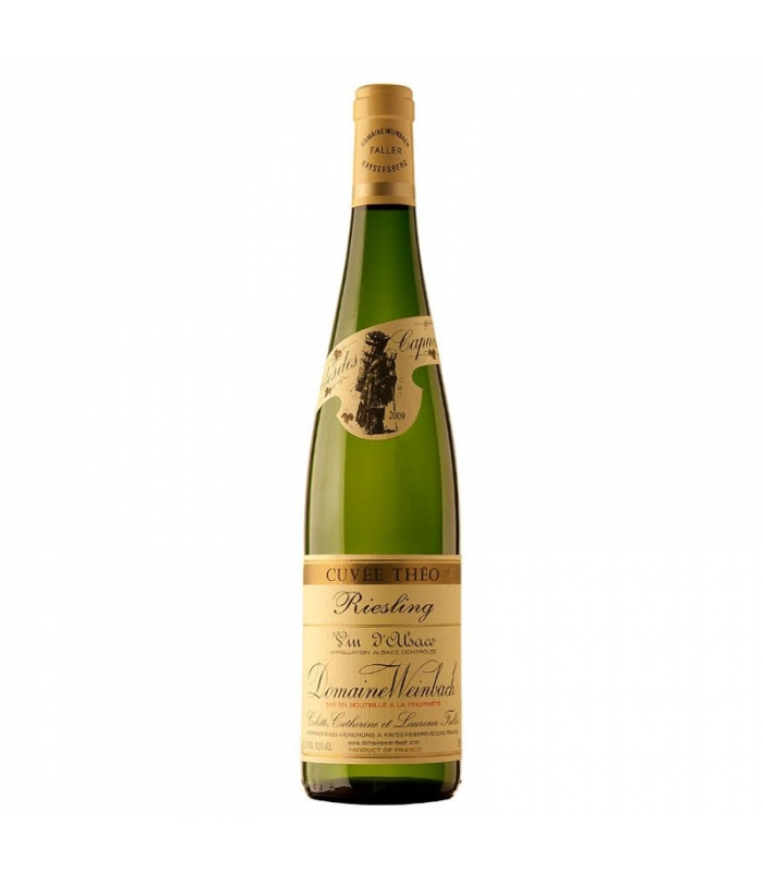 Riesling Cuvée Theo 75cl. Domaine Weinbach - 2018. 6uds. Delicat Gourmet